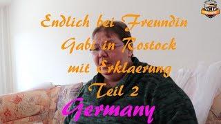 Krebs ist ein Arschloch!!! / In Rostock bei Gabi  / Erklärung zum Krebs / Germany / Teil 2  / # 93