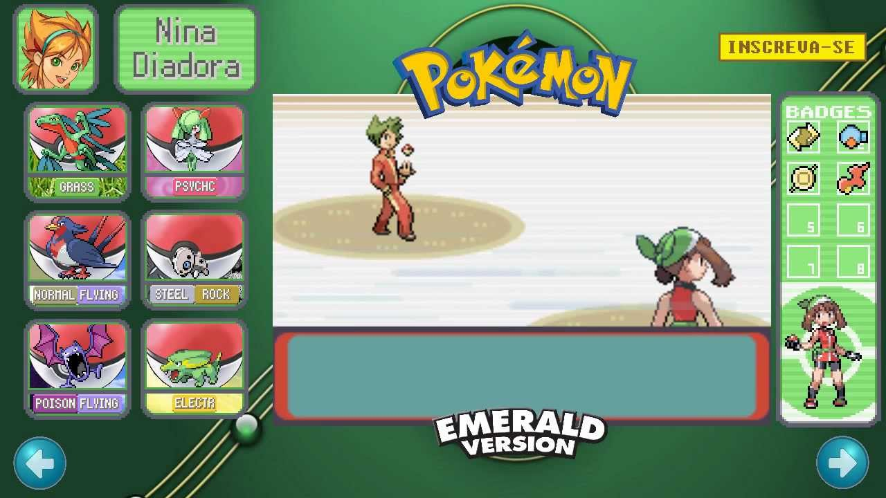 pokemon emerald how to get to submarine
