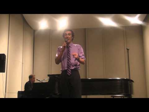 AJ RAGGS FIRST SOLO JAZZ CONCERT...IT'S ALL IN THE JAZZ WITH RICK PURCELL