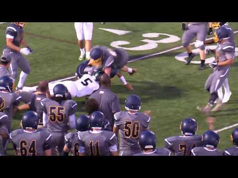 High School Football: Yorktown at Walter Panas