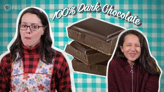 100% Dark Chocolate: Bitter or Best Ever?   Serving Up Science
