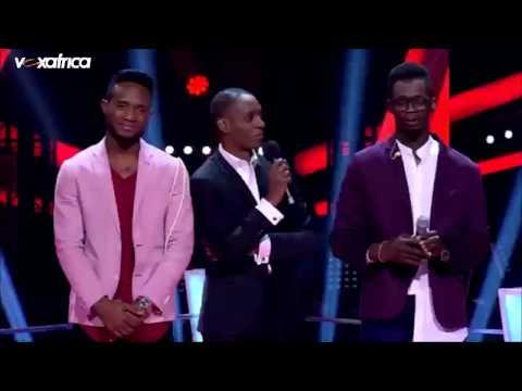 (Intégrale) P-James vs Bidi  l Battles -The Voice Afrique francophone