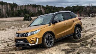 Suzuki Vitara с 1.0 мотором: его хватает?  ТЕСТ Обзор Рестайлинг