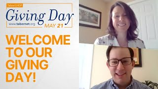 Welcome to our Giving Day! | Tabor/LHOP Giving Day!