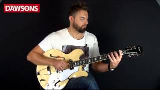 Download Epiphone Casino Review MP3 song and Music Video