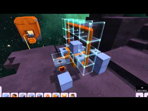 Infinifactory AND Gate