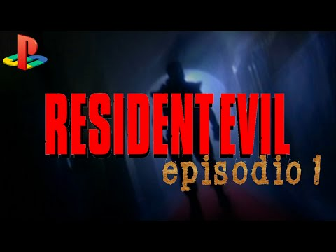 Resident Evil | Episodio 1 | Playstation (PSX) | Guia | Gameplay en Español HD