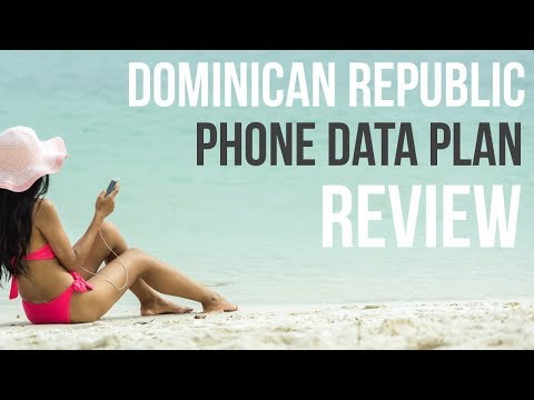 Dominican Republic Phone Data Plan Review | Unlimited Data Plan Package From Claro