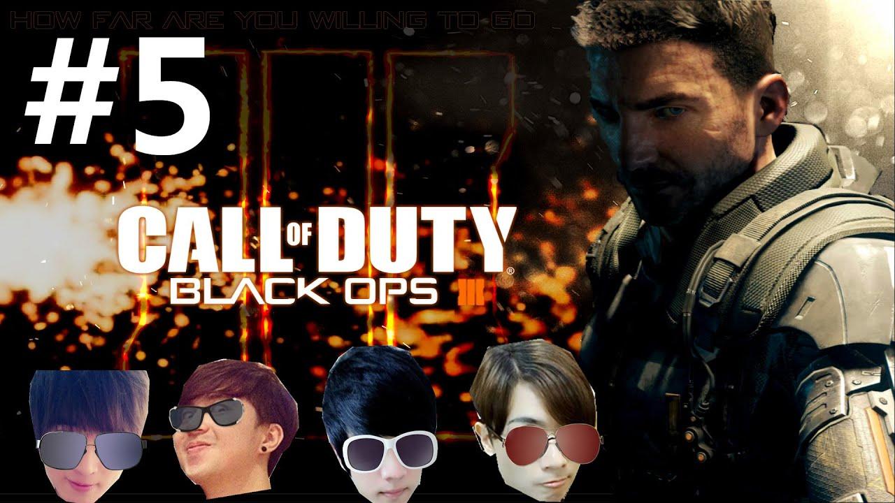 使命召喚:黑色行動3 I Call of Duty : Black Ops III #5 幕後的BOSS [老洋&老吳&宋聖&紅紅] - YouTube