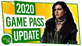 Xbox Game Pass Update | January 2020