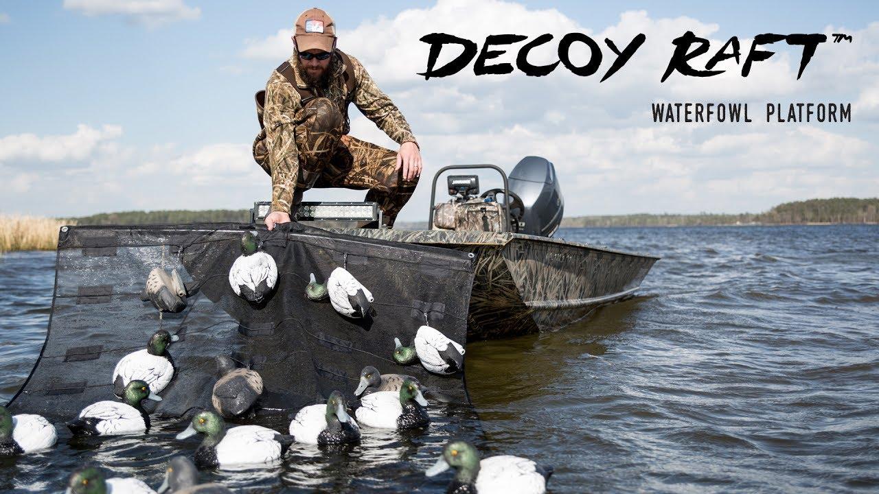 Decoy Raft™ Waterfowl Platform | Product Review