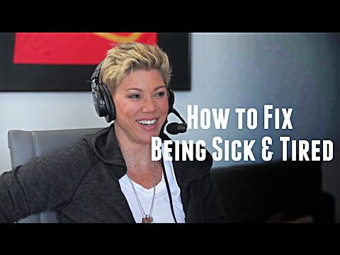 Jackie Warner on How to Fix Being Sick & Tired with Lewis Howes