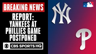 Yankees-Phillies game postponed after Marlins COVID-19 outbreak, per report   CBS Sports HQ