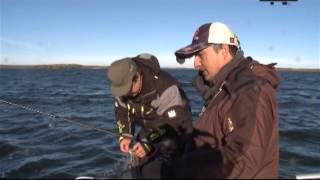 Поиск перспективных точек для ловли хищника на больших водоёмах. Рыболовная Школа 18.(Азы для начинающих и хитрые приемы для продвинутых И пусть некоторые рыбаки говорят, что главное в рыбалке..., 2013-11-29T04:18:14.000Z)