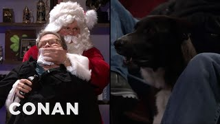 Scraps: Daisy Saves Andy  CONAN on TBS