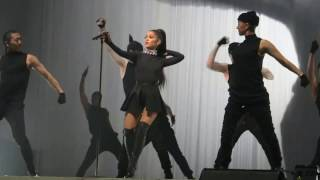 ariana grande be alright live at the palace of auburn hills