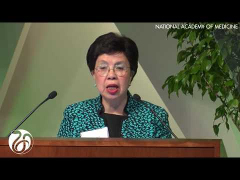 2016 Keynote Address by Dr. Margaret Chan (WHO) | The Epidemic of Obesity and Type 2 Diabetes