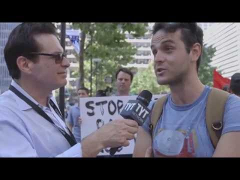 Jimmy Dore Interviews Protesters In Philadelphia