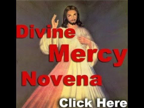 Day 9 - Divine Mercy Novena 2019 - Novena Prayers - Catholic Devotion