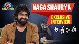 Naga Shaurya Exclusive Interview About Aswathama Movie | NTV Entertainment