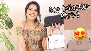 My Bag Collection Part - 2 Clutches Handbags tote bags and more Super Style Tips
