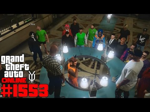 "GTA 5 ONLINE Lachflash aus ""Angst"" #1553 Let´s Play GTA V Online PS4 YU91"