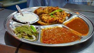 Best Chur Chur Naan in Delhi with Nikunj Vasoya By Street Food & Travel TV India