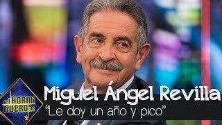 Miguel Ángel Revilla, contundente: