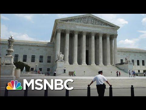 SCOTUS Integrity Damaged By GOP Stolen Seat | Rachel Maddow | MSNBC
