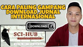Gambar cover Cara Mudah Download Jurnal Internasional Berbayar | Sci-hub