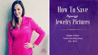 How to Save Paparazzi Jewelry Pictures Thumbnail