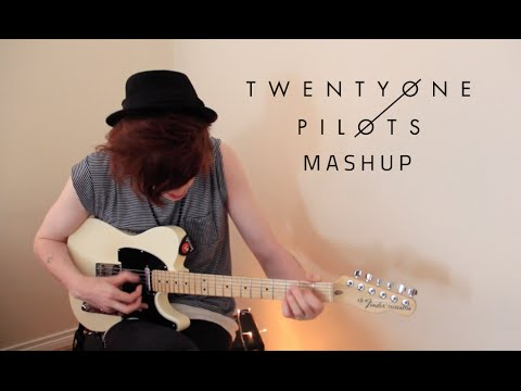 TWENTY ONE PILOTS - Lane Boy/Stressed Out (Bry Cover)
