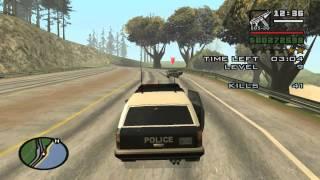 GTA San Andreas Vigilante Missions
