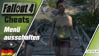Fallout 4 Cheats - Men ausschalten - Deutsch German Turorial