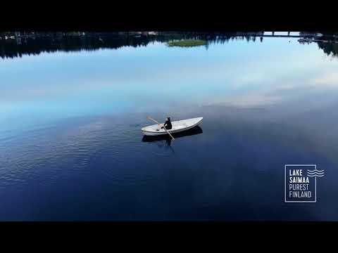 Lake Saimaa - the jewel of Finnish Lakeland - awaits you