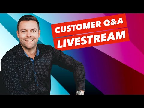 Jon Mac - Store Formula - Customer Q&A Livestream - Nov.2, 2018
