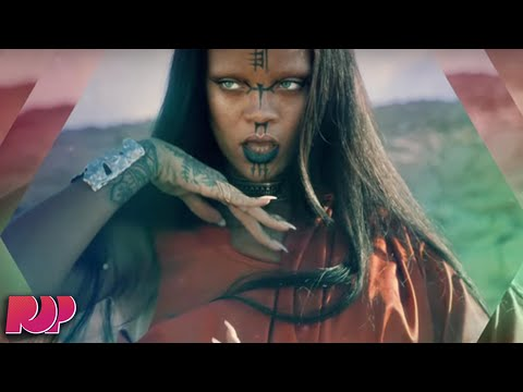 "Rihanna's ""Sledgehammer"" Music Video Is Out Of This World"