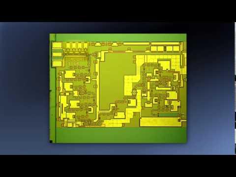 Millimeter-wave Passive Camera using MMIC