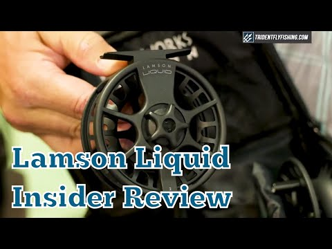 Lamson Liquid Fly Reel - Tim Volk Insider Review