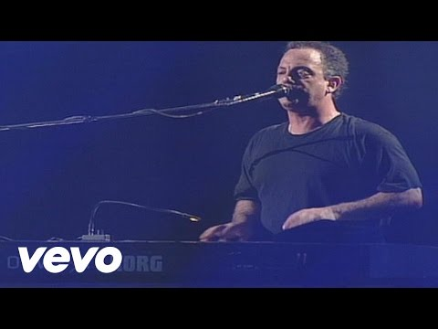Billy Joel  Shades of Grey Live From The River Of Dreams Tour