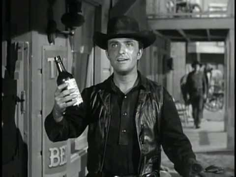The Rifleman Chuck Connors Calls Out A Two Bit Gunfighter
