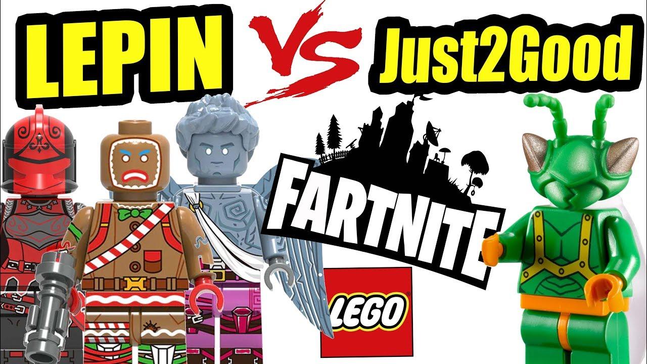 Jouet Fortnite Lego