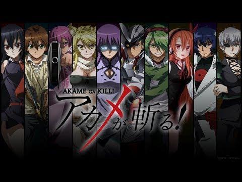 Akame ga kill - death heroes