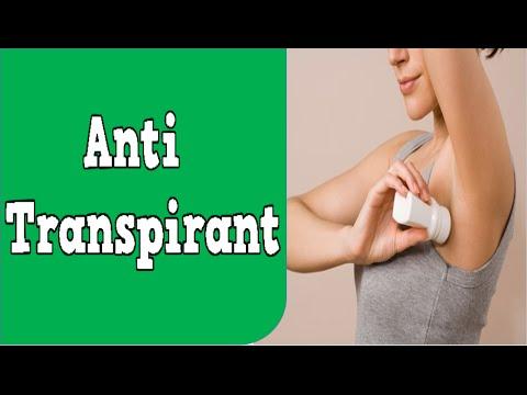 Exceptionnel Anti Transpirant, Je Transpire Des Fesses, Moins Transpirer  OV93