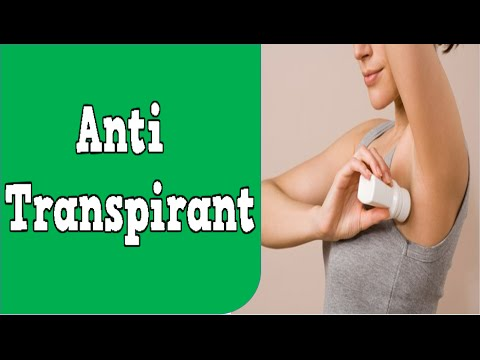 homeopathie transpiration aisselles