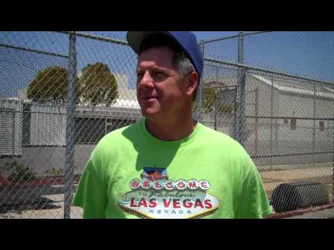 15 May 2010 RBV's  announcer, Rob Pickard interviewed by Norb Schag (video by Susan Schag