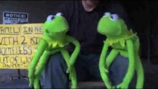 **Under Pressure - Queen/Bowie classic performed by THE MUPPETS!