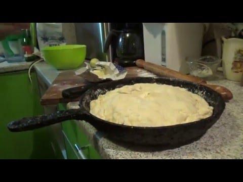 Как приготовить курник быстро, экономно и вкусно?