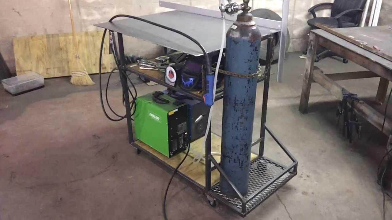 Custofab welding