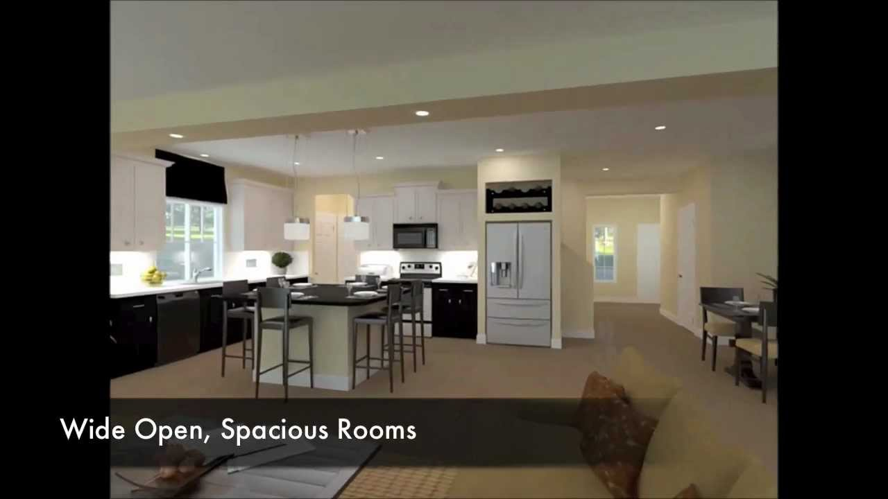 Oakwood Homes Floor Plans rio grande floor plan - virtual tour - youtube